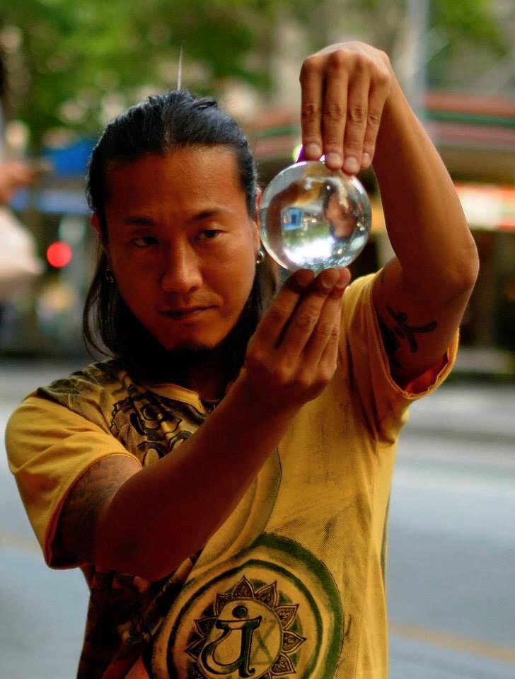 """""""Crystal Ball"""" Ryoma Shiba in Australia"""