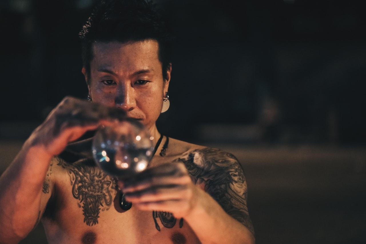 コンタクトボール performer Ryoma Shiba