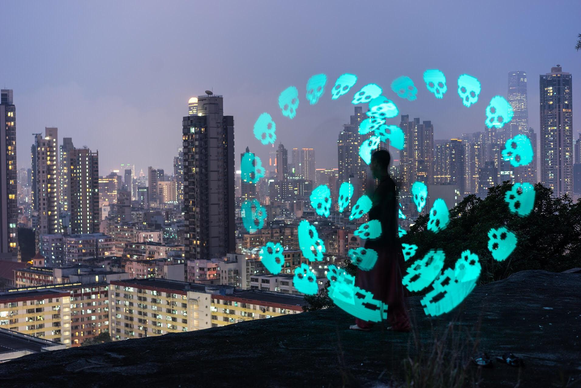 LED Poi ポイ パフォーマンス